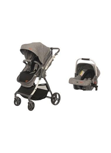 Baby2go Bebek Arabası Gri